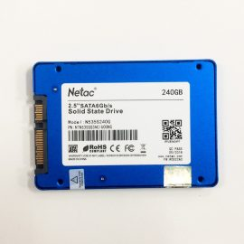Ổ Cứng SSD 240G SATA III NETAC N500S – Hàng Chính Hãng