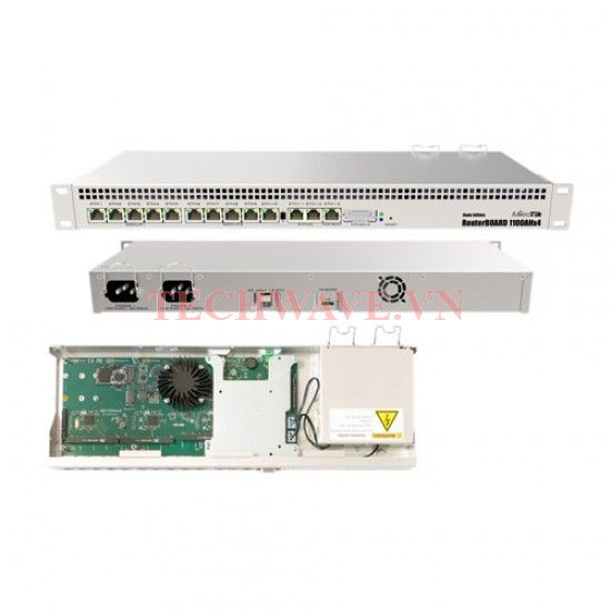 Router Mikrotik Hex RB1100AHx4 Dude Edition