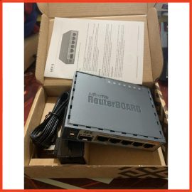 Cân Bằng Tải Mạng MikroTik RB760iGS hEX S