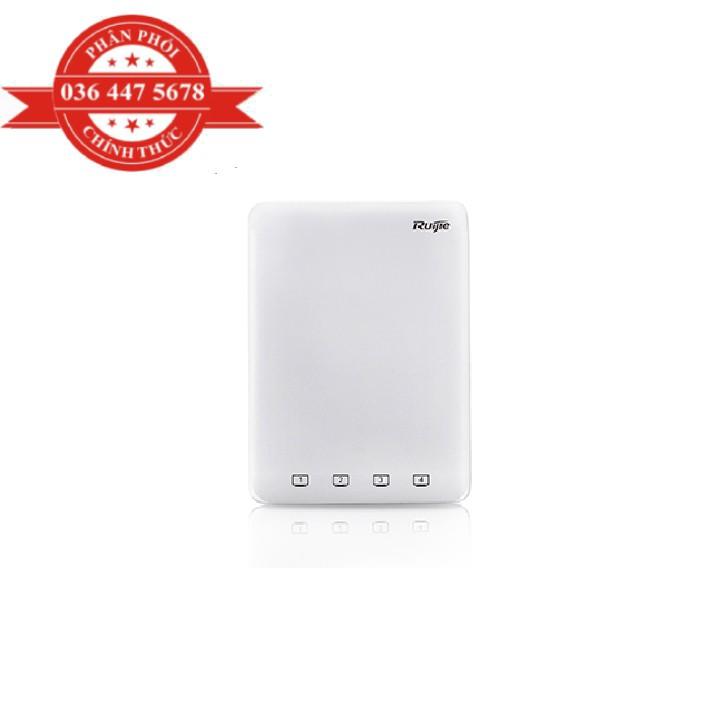 Bộ Phát WIFI Băng Tần Kép Access point wifi gắn tường RUIJIE RG-AP130 (L) – Hàng Chính Hãng