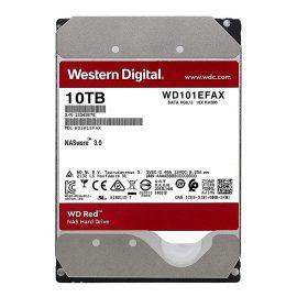 Ổ Cứng HDD NAS WD Red 10TB/256MB/5400/3.5 – WD101EFAX – Hàng chính hãng