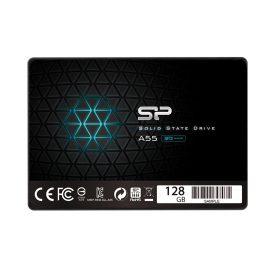 Ổ Cứng  SSD SILICON 128GB A55 (SP128GBSS3A55S25) – Hàng Chính Hãng