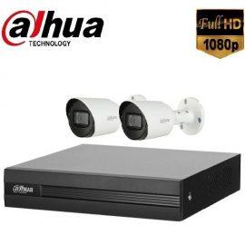 Trọn gói Camera Văn phòng 01 – 2 camera Dahua (2MP)
