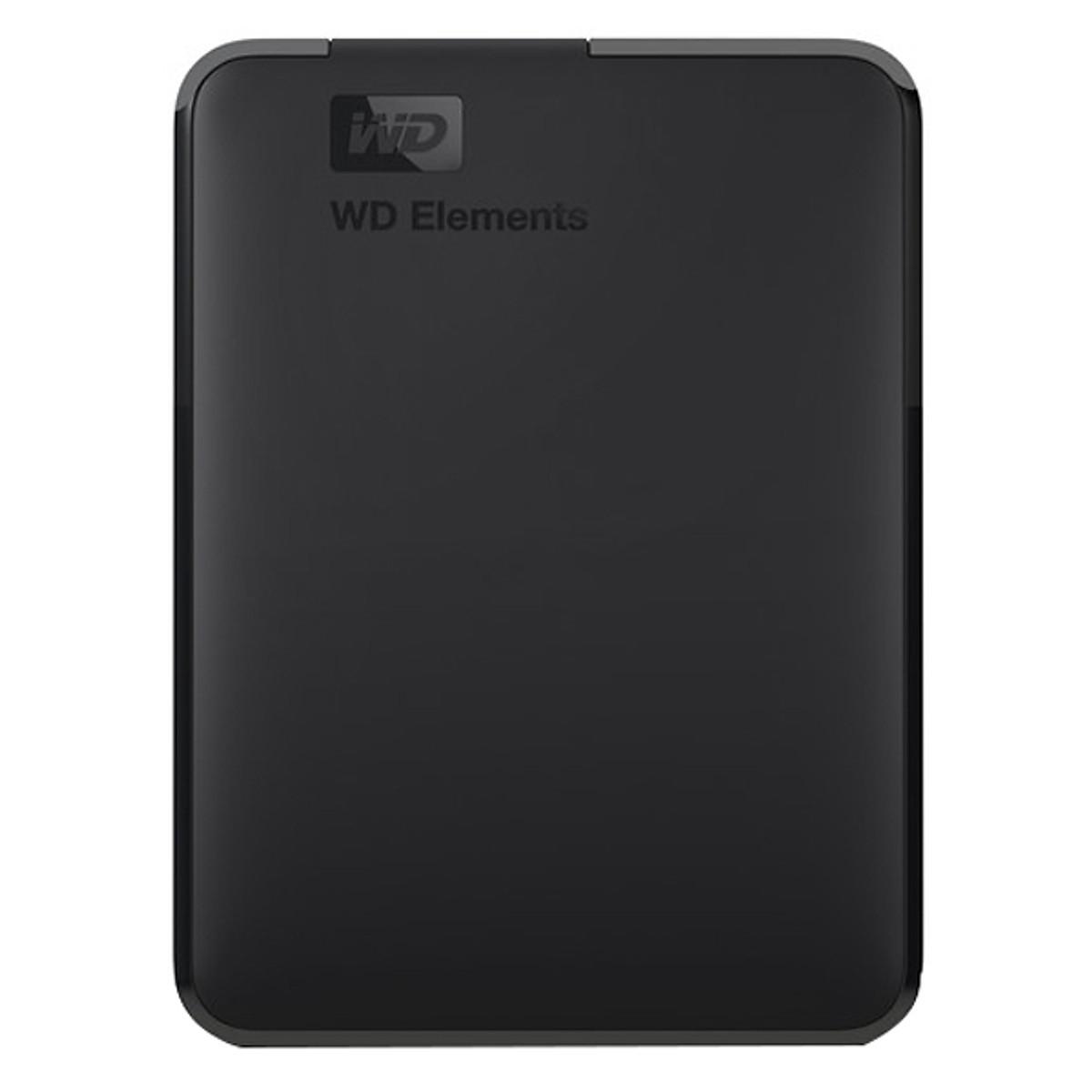 Ổ Cứng WDWDBU6Y0040BBK-WESN 4TB Elements USB 3.0 – Hàng Chính Hãng