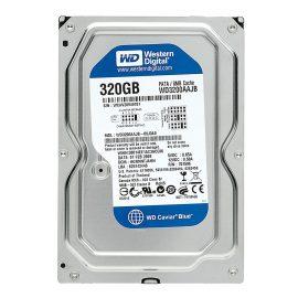Ổ Cứng HDD Western WD 320GB Blue 3.5 inch SATA3  – Hàng Nhập Khẩu
