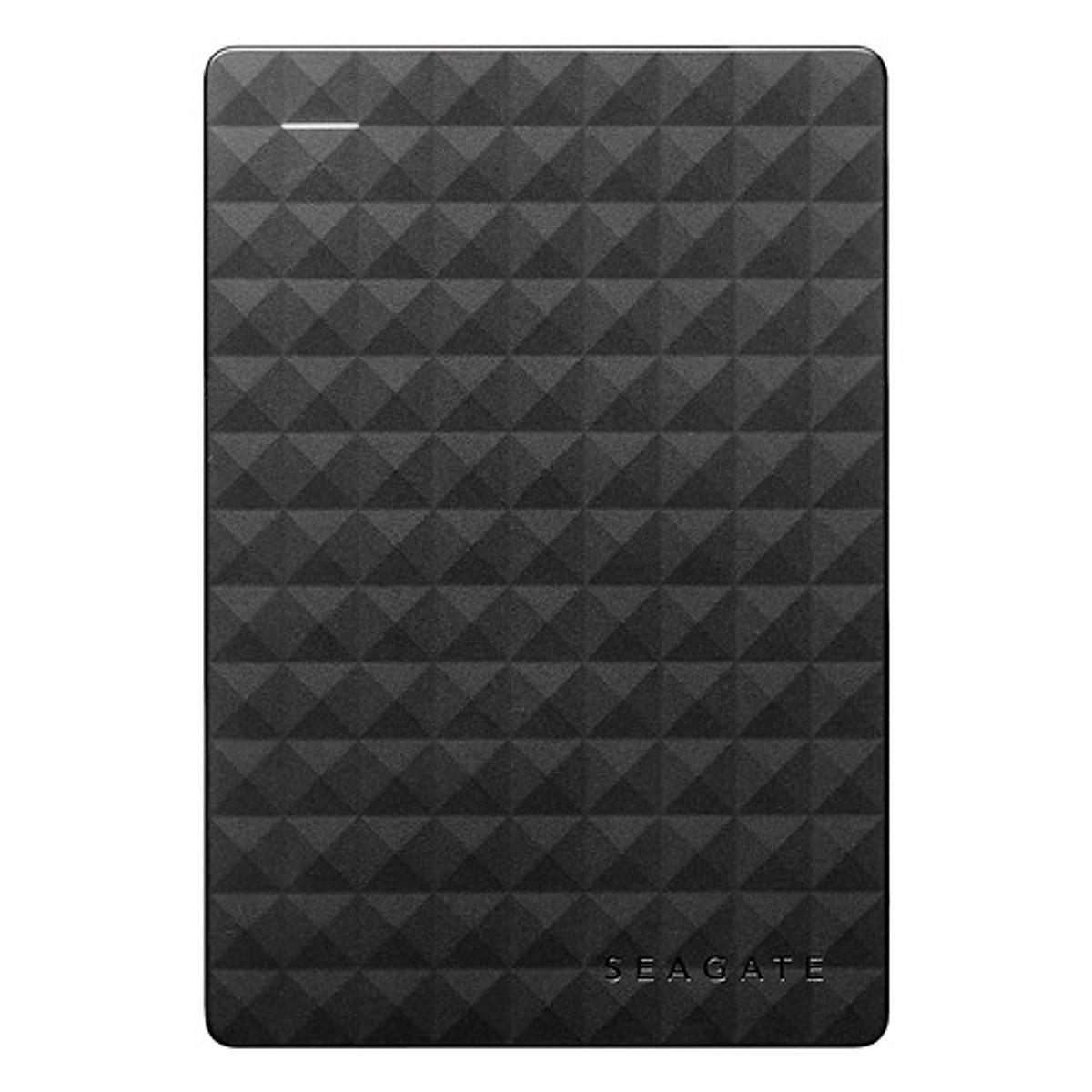 """Ổ Cứng Di Động Seagate Expansion Portable HDD 5TB (STEA5000402) 2.5"""" USB 3.0 – Hàng Chính Hãng"""