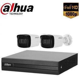 Trọn gói Camera Văn phòng 02 – 2 camera Dahua (2MP)