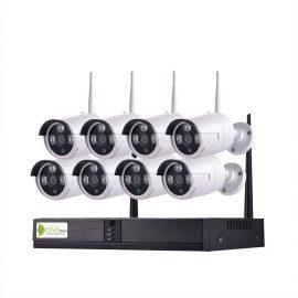 Bộ Camera Wifi NVR8200 Kit 8 Mắt 1080P – Hàng chính hãng