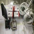Bộ KIT 4 camera Hikvision HD720P ổ cứng 500g Hàng Chính hãng