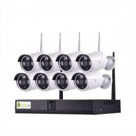 Bộ Camera Wifi NVR8100 Kit 8 Mắt 720P – Hàng Chính Hãng