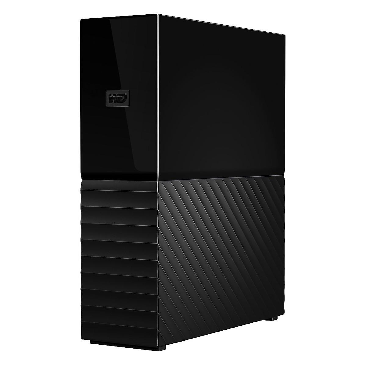 Ổ Cứng Di Động WD My Book 4TB 3.5 USB 3.0 – Hàng Nhập Khẩu