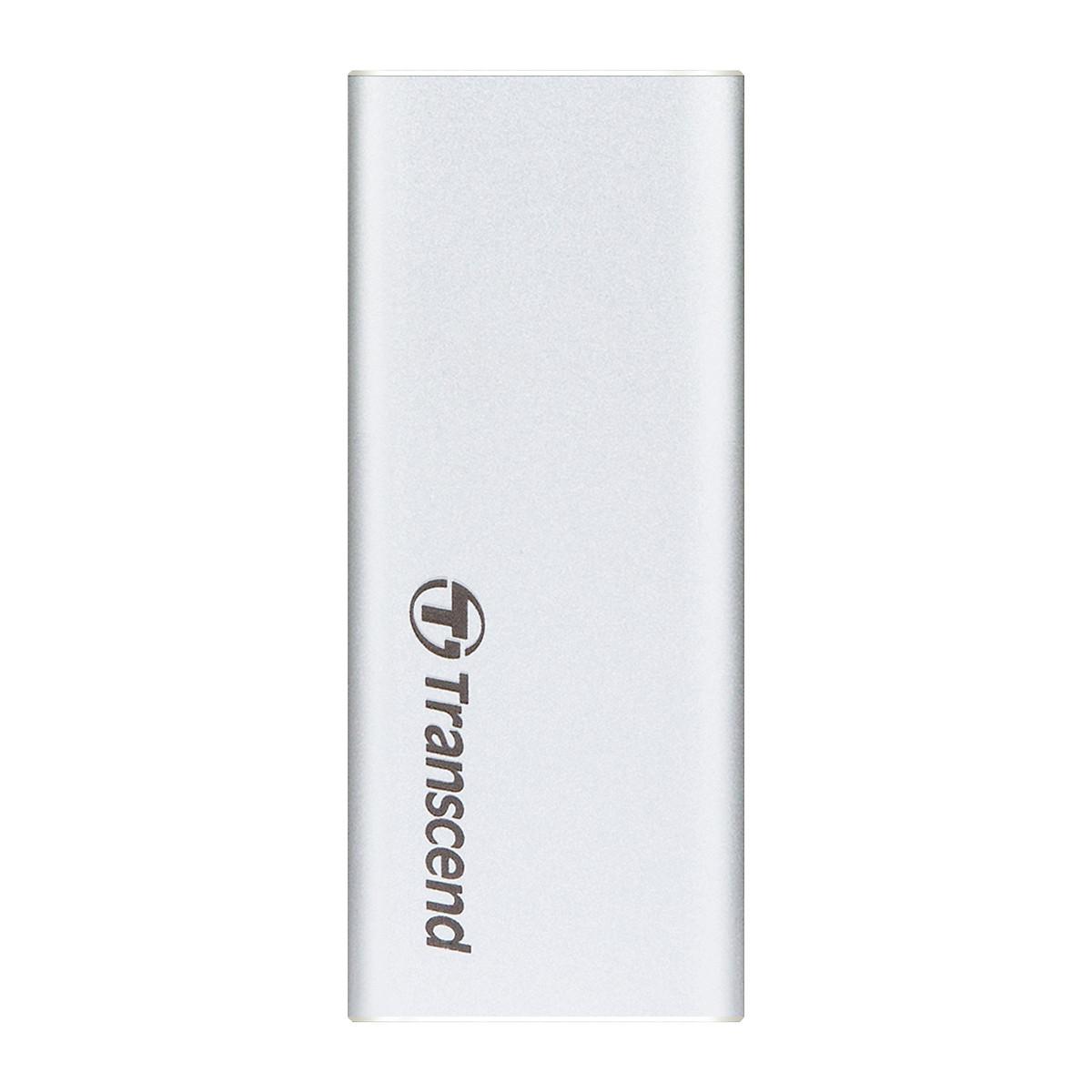 Ổ Cứng Di Động SSD Transcend ESD240C 120GB 2.5″ USB Type C – TS120GESD240C – Hàng Chính Hãng