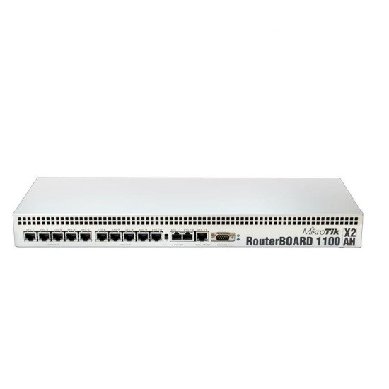 RB1100AH x 2 Router Mikrotik Hex