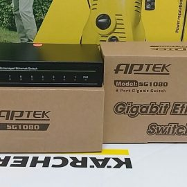 8 port 1000Mbps Gigabit Unmanaged Switch APTEK SG1080