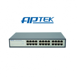 Switch 24 cổng gigabit Aptek SG1240