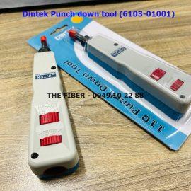 Dụng cụ nhấn cáp Dintek Punch down tool (6103-01001)