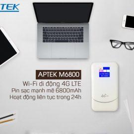 Thiết bị phát sóng wifi 4G Aptek M6800 – m6800