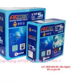 Cáp mạng APTEk CAT.5e 530-1101-1