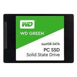 Ổ Cứng SSD WD Green 240GB 3D NAND – WDS240G2G0A – Hàng Chính Hãng