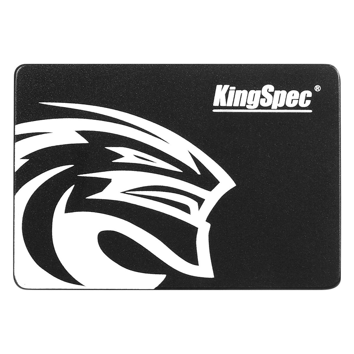 Ổ Cứng SSD Kingspec 240GB Sata III P3-240 2.5 – Hàng Chính Hãng