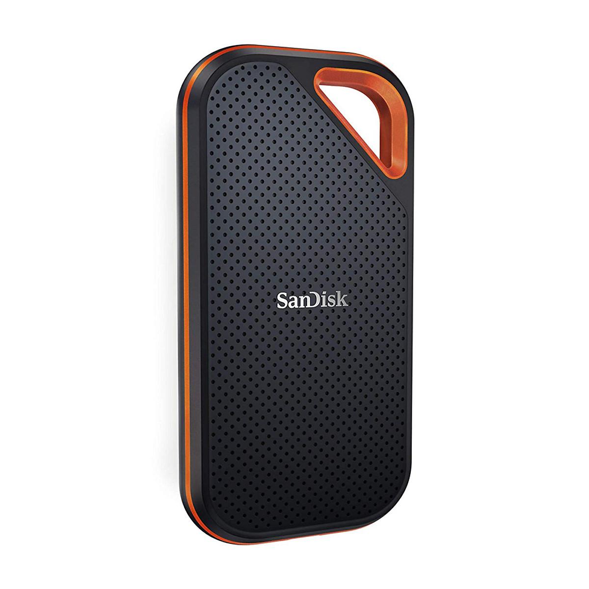 Ổ Cứng Di Động Gắn Ngoài SSD Sandisk Extreme Pro 1TB – Hàng Nhập Khẩu