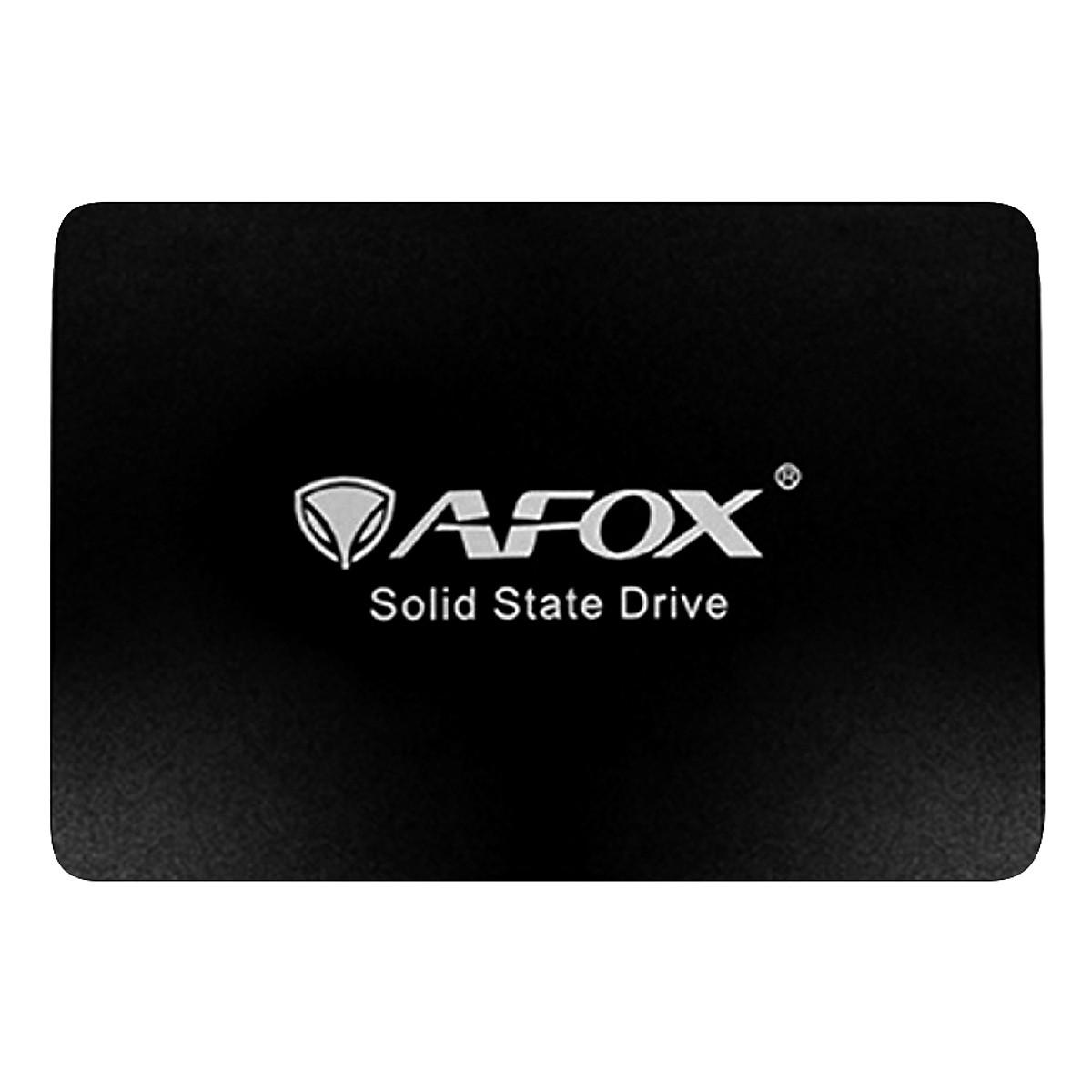 Ổ Cứng SSD Afox AFSN25BW120G 120GB Sata III 2.5inch – Hàng Chính Hãng