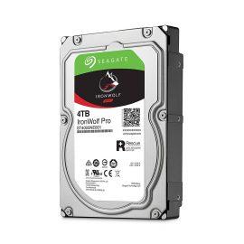 Ổ Cứng HDD NAS Storage Seagate IronWolf Pro 4TB/256MB/3.5 7200RPM – ST4000NE001 – Hàng Chính Hãng