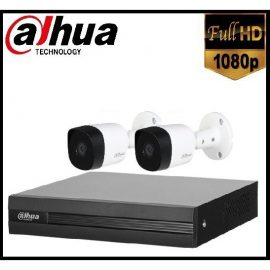 Trọn gói Camera Gia đình 02 – 2 camera Dahua (2MP)
