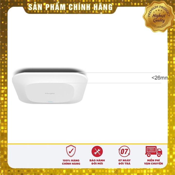 [ SIÊU RẺ ] Thiết bị phát WiFi Ruijie RG-AP210-L ( KÈM NGUỒN ) HÀNG CHÍNH HÃNG