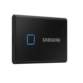 Ổ Cứng Di Động SSD Samsung T7 Touch USB Type C 3.2 Gen 2 MU-PC – Hàng Nhập Khẩu