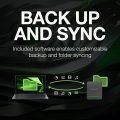 """Ổ Cứng SSD Di Động Barracuda Fast SSD 500GB 2.5"""" USB Type C (STJM500400) – Hàng Chính Hãng"""