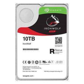 Ổ Cứng HDD Seagate IronWolf 10TB/256MB/3.5 – ST10000VN0008 – Hàng Chính Hãng