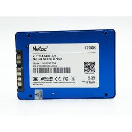 Ổ Cứng SSD 120G SATA III NETAC N500S – Hàng Chính Hãng