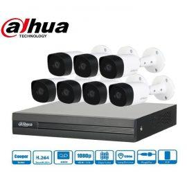 Trọn gói Camera Gia đình 01 – 7 camera Dahua (2MP)