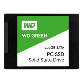 Ổ cứng SSD 240GB Western Green WDS240G2GOA – Hàng Chính Hãng