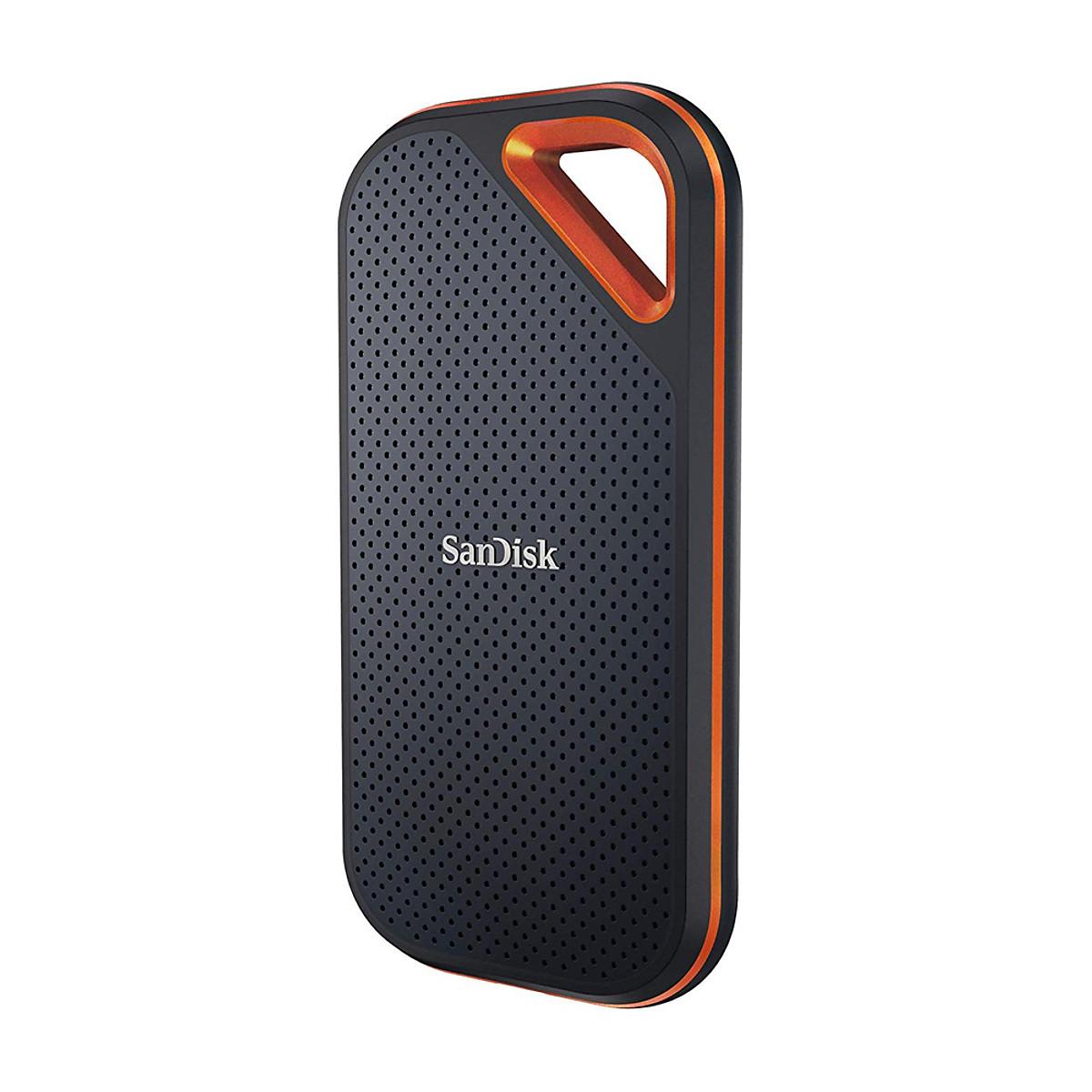 Ổ Cứng Di Động Gắn Ngoài SSD Sandisk Extreme Pro 500GB – Hàng Nhập Khẩu