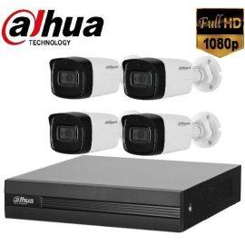 Trọn gói Camera Văn phòng 02 – 4 camera Dahua (2MP)