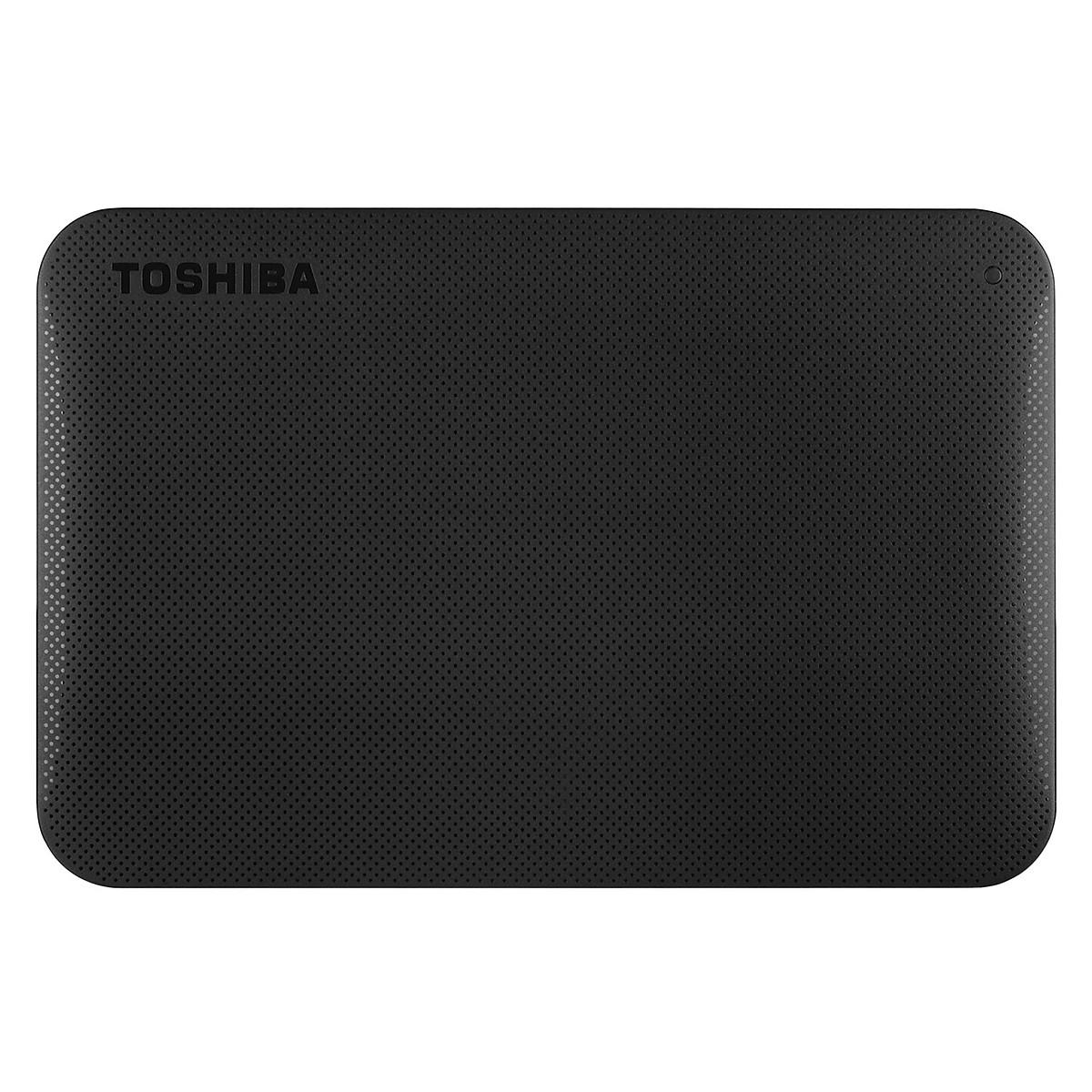 Ổ Cứng Di Động Toshiba CANVIO READY 1TB – USB 3.0 HDTP210AK3AA – Hàng Chính Hãng