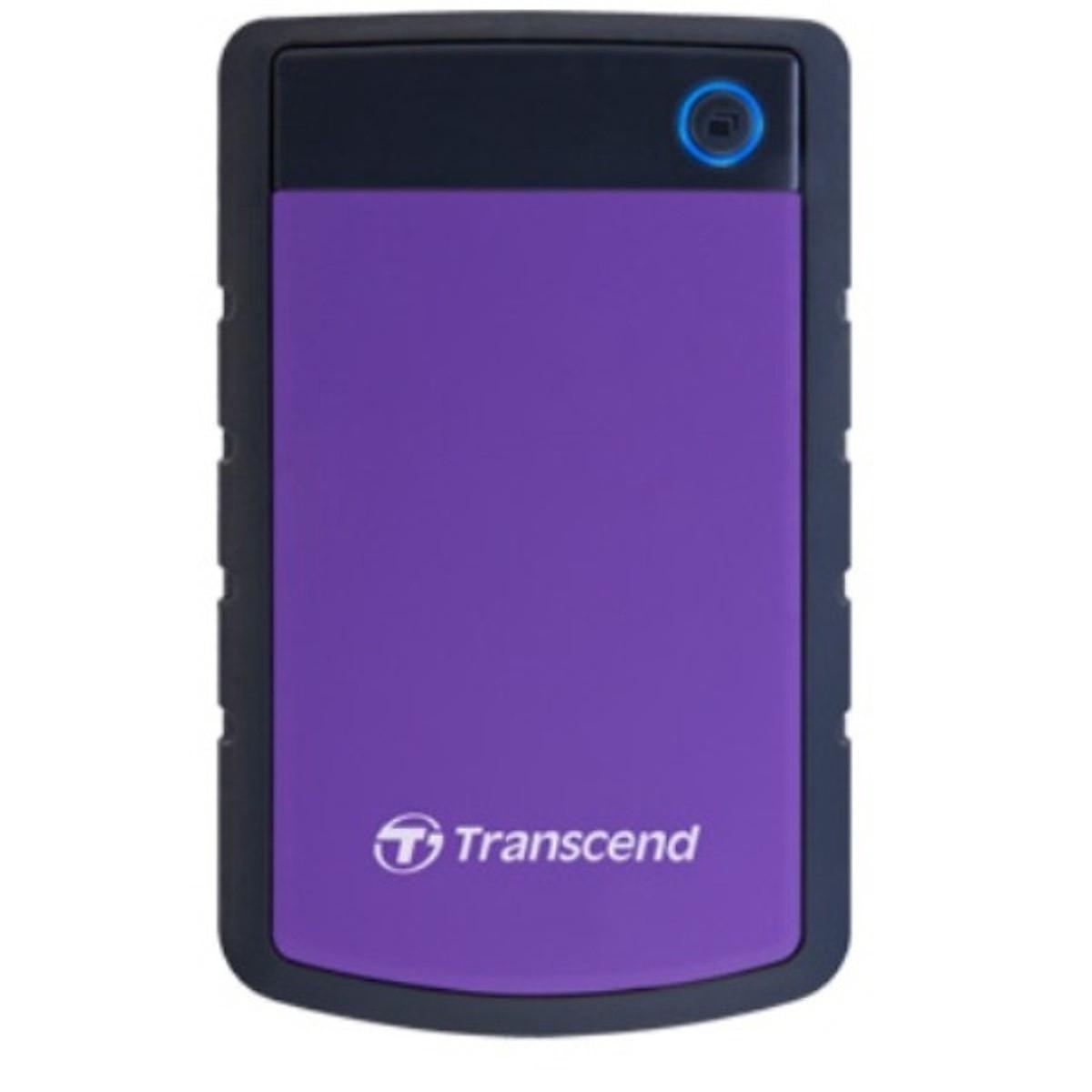 Ổ cứng di động 4 TB cho PC Rugged StoreJet 25H3P Tím USB 3.0 – Hàng chính hãng