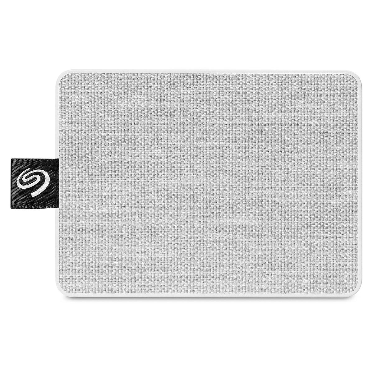 """Ổ Cứng SSD Di Động Seagate One Touch 500GB 2.5"""" USB 3.0 (STJE500400/STJE500402) – Hàng Chính Hãng"""