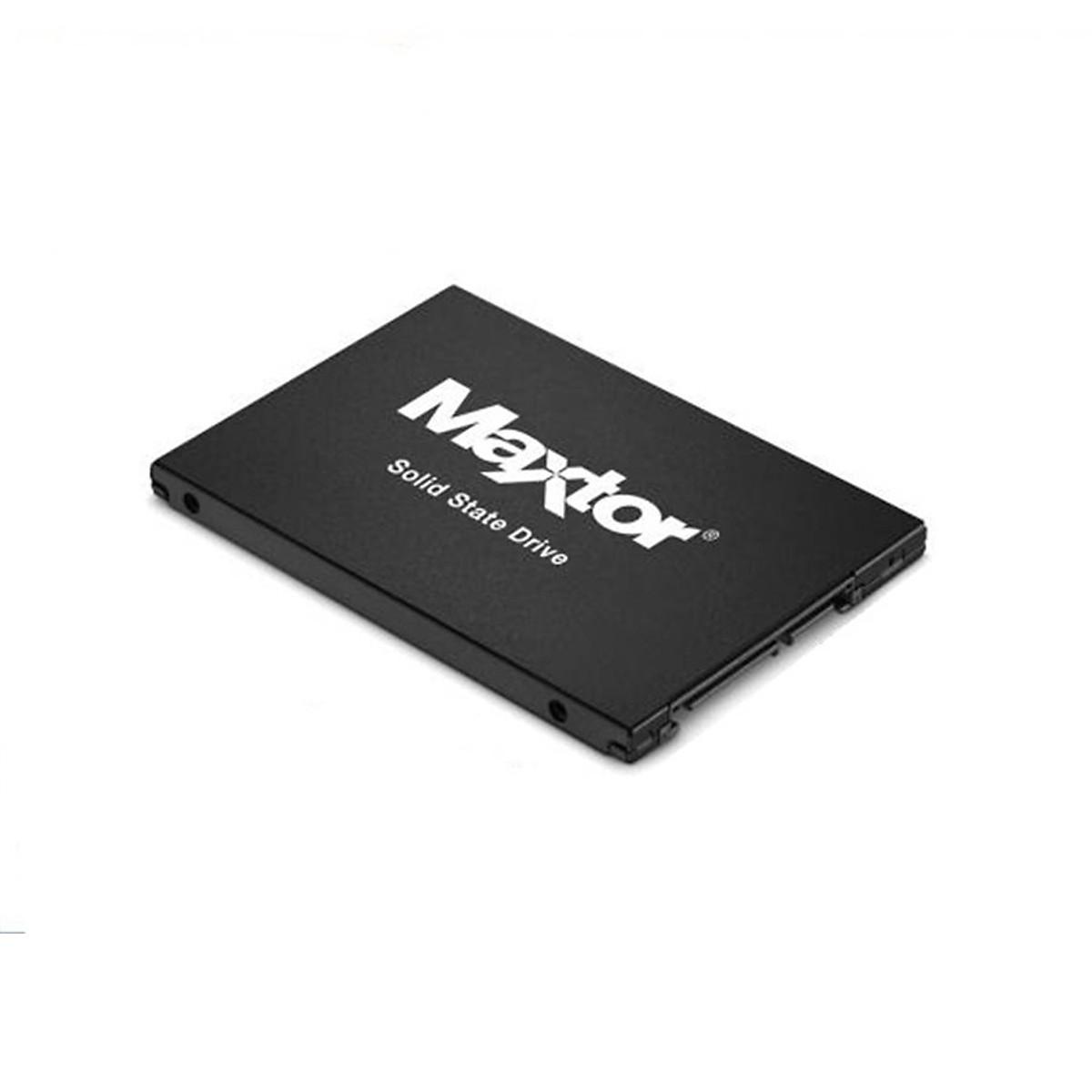 Ổ cứng SSD Seagate Maxtor 240GB SATA YA240VC1A001 – Hàng Chính Hãng