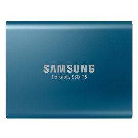 Ổ Cứng Di Động Gắn Ngoài SSD Samsung T5 MU-PA500B/AM 500GB (Box Tiếng Anh) – Hàng Nhập Khẩu