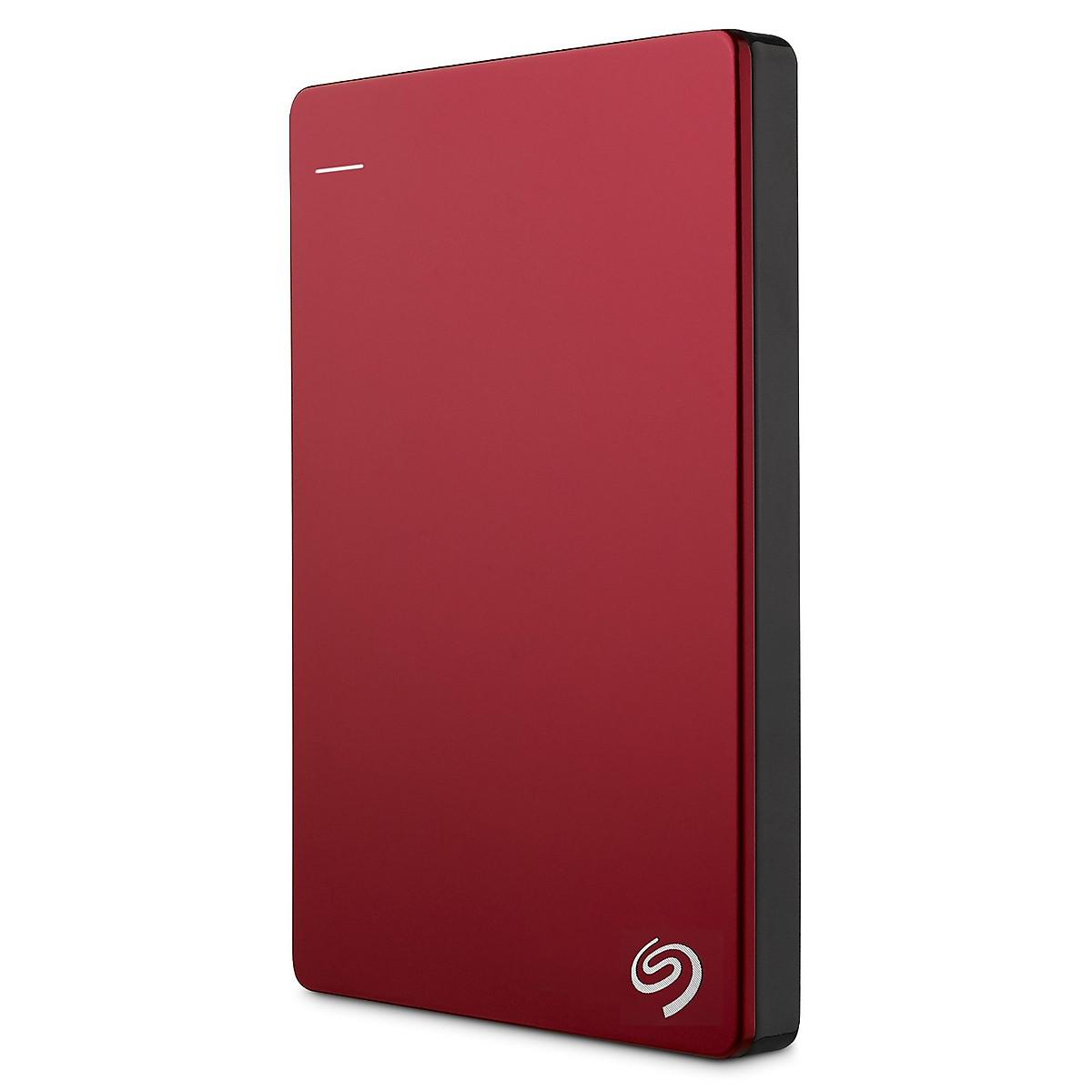 Ổ Cứng Di Động Seagate Backup Plus Slim 2TB USB 3.0 – Hàng Chính Hãng