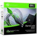 Ổ cứng SSD Seagate BarraCuda SATA 250Gb ZA250CM1A002 – Hàng Chính Hãng