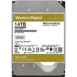 Ổ cứng Desktop WD HDD Gold 14TB WD141KRYZ – Hàng Chính Hãng