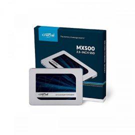 Ổ cứng gắn trong SSD Crucial MX500  500GB 2.5 inch Sata III CT500MX500SSD1 – Hàng Nhập Khẩu