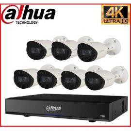 Trọn gói Camera Cao cấp 4K 02 – 7 camera Dahua (8MP)