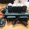 Bộ Kit Camera AHD 2.0Mp Full HD – Trọn Bộ Camera AHD 4 Kênh