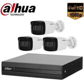 Trọn gói Camera Văn phòng 02 – 3 camera Dahua (2MP)
