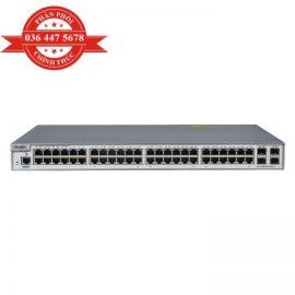 Bộ Chuyển Mạch 48 Cổng 10/100/1000 Base-T Managed Switch RUIJIE XS-S1960-48GT4SFP-H – Hàng Chính Hãng